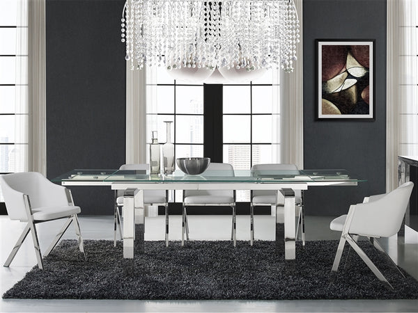 Claudia Extendable Dining Table