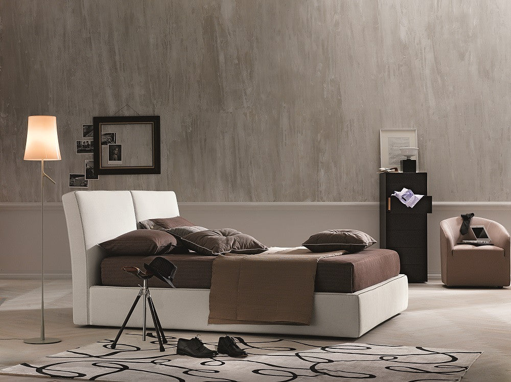 Clay Storage Bed - Euro Living Furniture