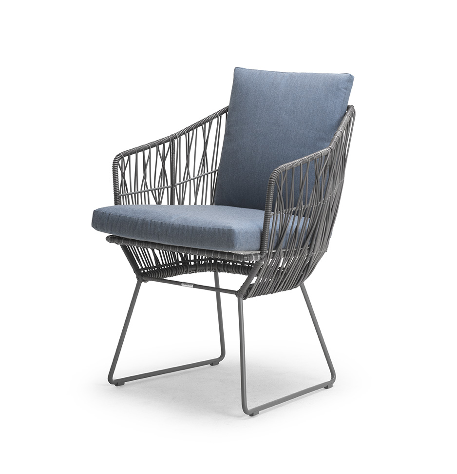 CALYX ARMCHAIR LITE - Euro Living Furniture