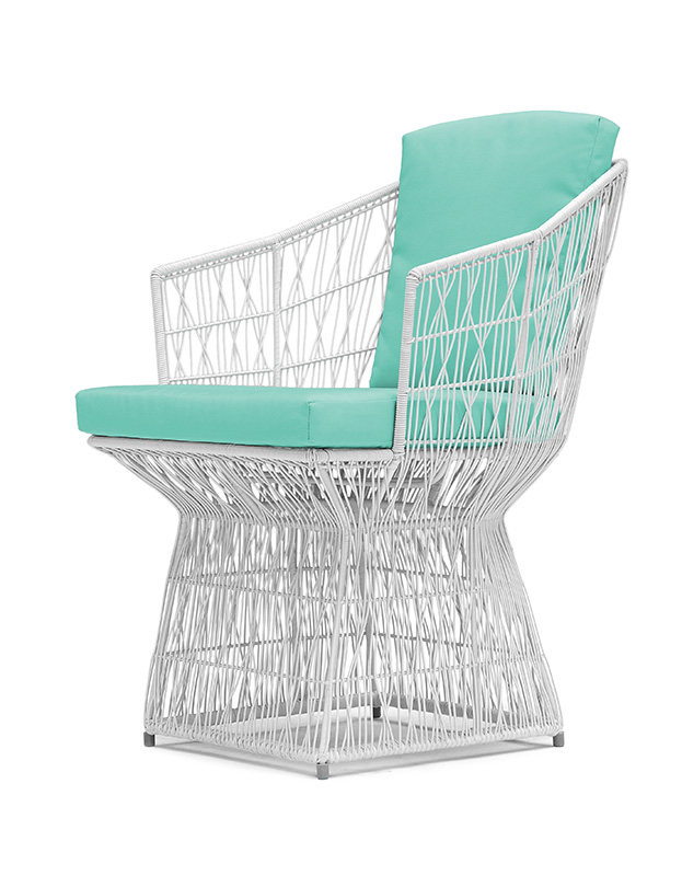 CALYX ARMCHAIR - Euro Living Furniture