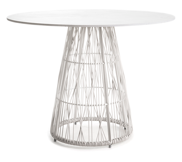 CALYX DINING TABLE - Euro Living Furniture