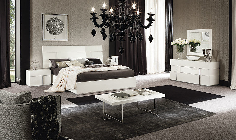 Canova Bedroom Collection - Euro Living Furniture