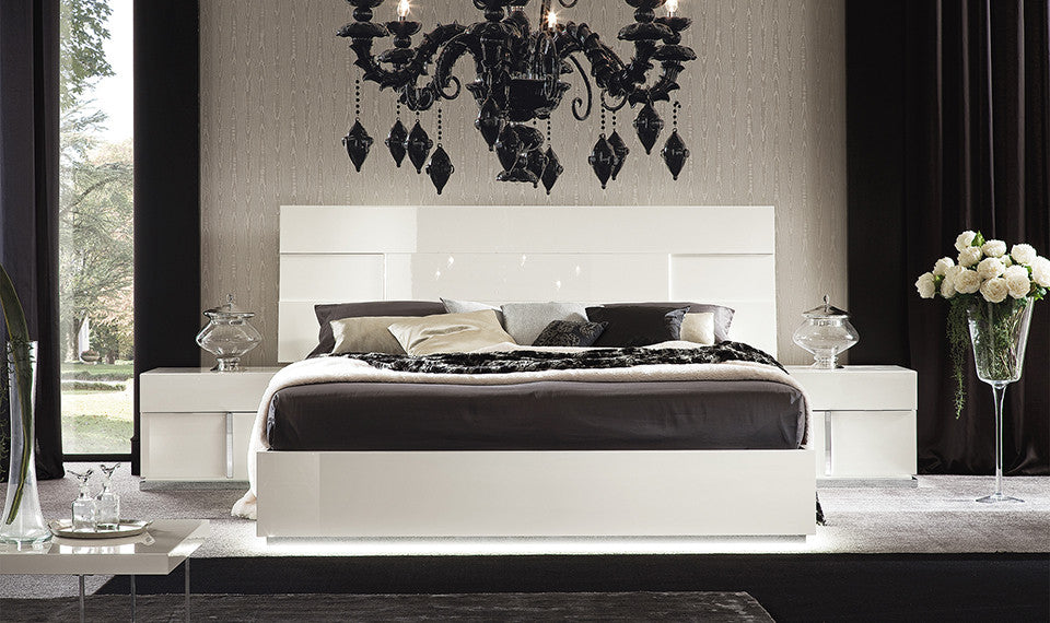 Canova Bedroom Collection Euro Living Furniture