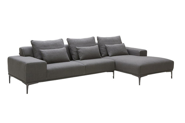 Colette Fabric Sectional