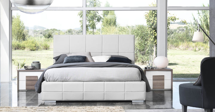 Cleo Platform Bed - Euro Living Furniture