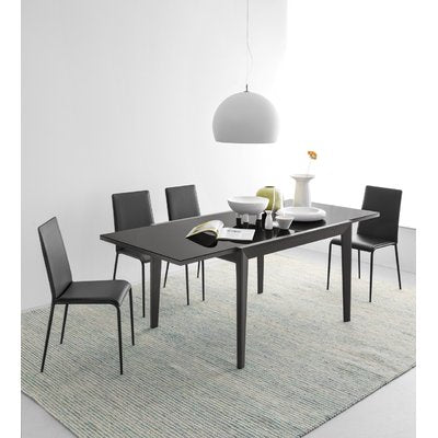 Abaco Extendable Dining Table Euro Living Furniture