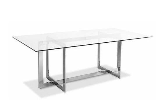 "CORT 79"" DINING TABLE"