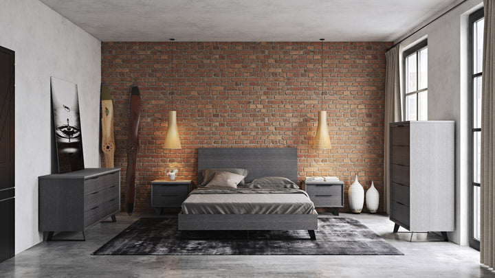 Amsterdam Bed - Euro Living Furniture