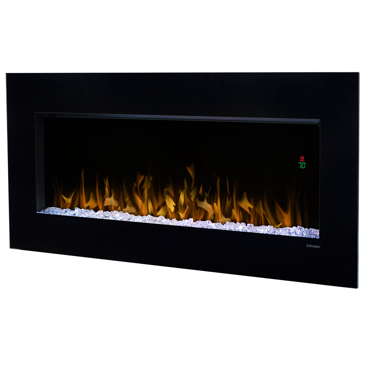 Nicolas Wall-mount Fireplace