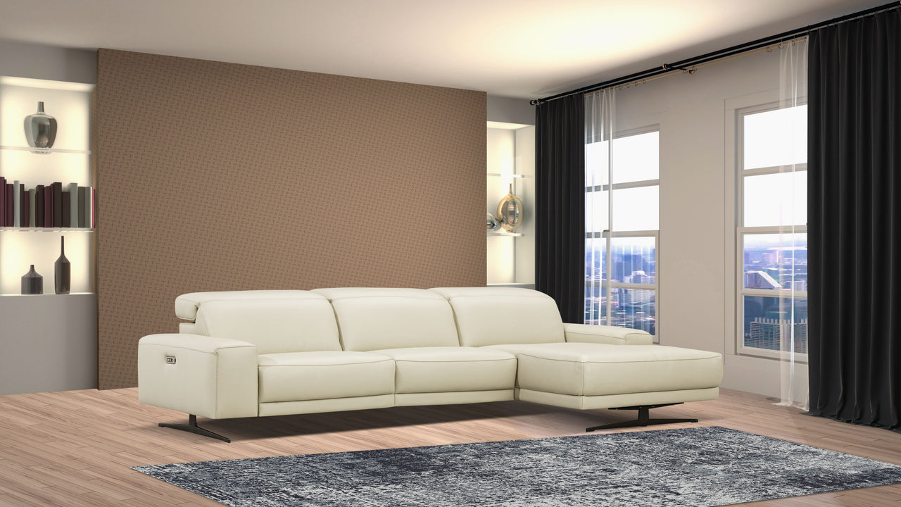 Darin Power Recliner Sectional - Special Order