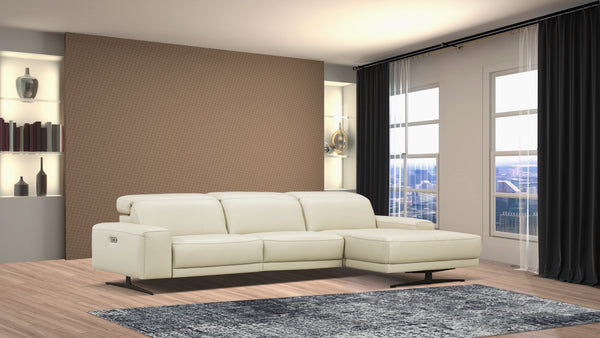 Darin Power Recliner Sectional
