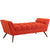 Rene Fabric Bench - Medium