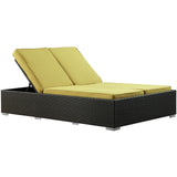EVINCE OUTDOOR PATIO CHAISE - Euro Living Furniture