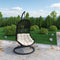PARLAY SWING OUTDOOR PATIO LOUNGE CHAIR - Euro Living Furniture