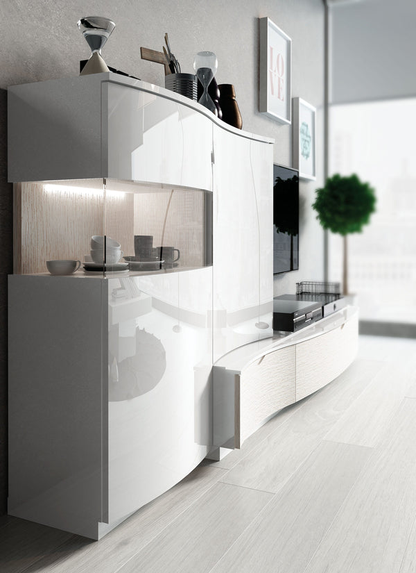FLOOR MODEL - Cara TV Unit