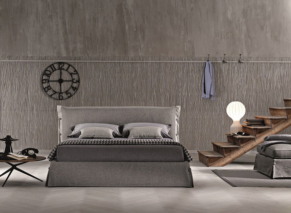Giselle Storage Bed - Euro Living Furniture