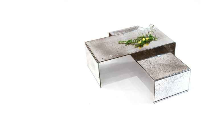 Brent Coffee Table - Euro Living Furniture
