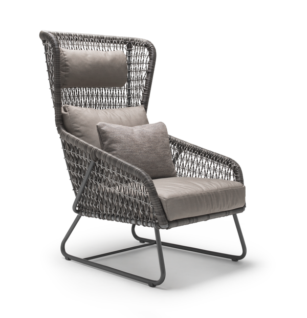 ISABELLA EASY ARMCHAIR HIGHBACK
