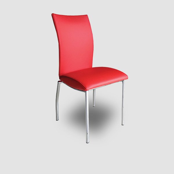 4067 Red Dining Chair