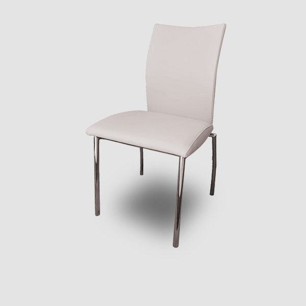 4067 White Dining Chair