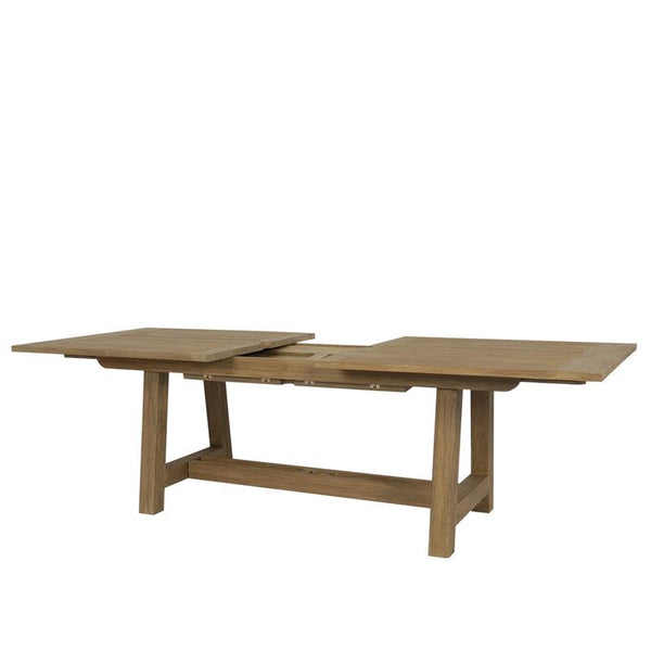 Teak Extendable Dining Table