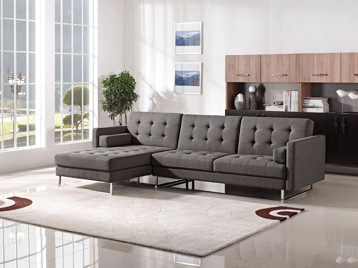 01471 Sleeper Sectional - Euro Living Furniture
