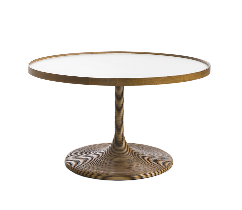LUNA OCCASIONAL TABLE, 80