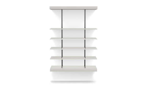 Bayar Bookshelf in White