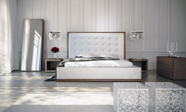 Ludlow Bed - Euro Living Furniture