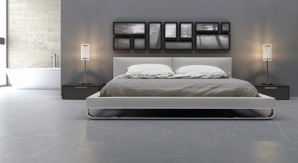 Haley Bed - Euro Living Furniture