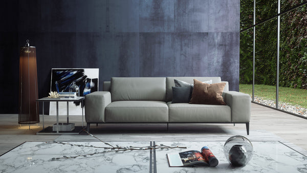 Elena Sofa in Warm Grey