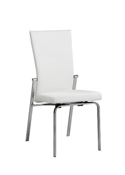 Molli Motion Dining Chair - Chrome