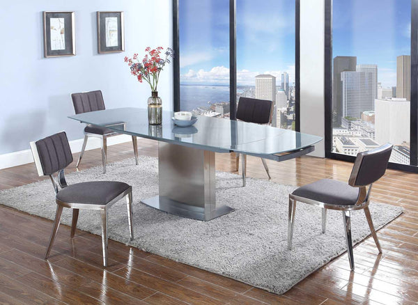 "Mav Extendable Dining Table (63"" - 91"")"