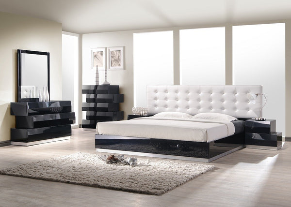 Millie Bedroom Collection in Black
