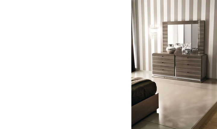 Monaco Bedroom Collection - Euro Living Furniture