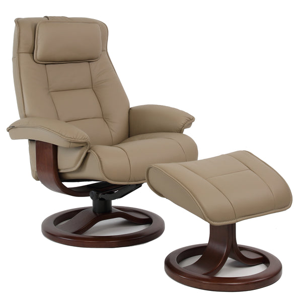 Mustang R Leather Reclining Chair