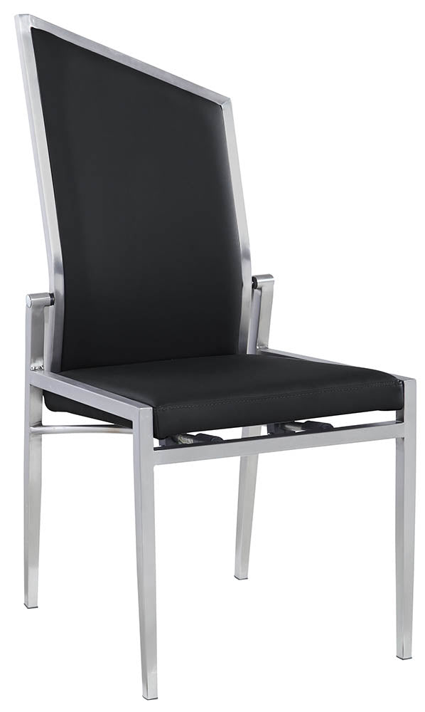 Nero Dining Chair - Brushed