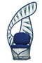 PEACOCK EASY CHAIR