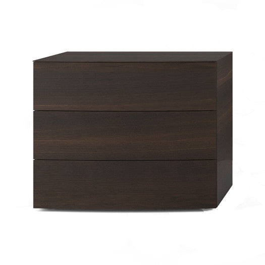 Arco 3 Drawer Nightstand