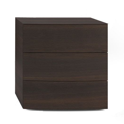 Arco 3 Drawer Nightstand - Euro Living Furniture
