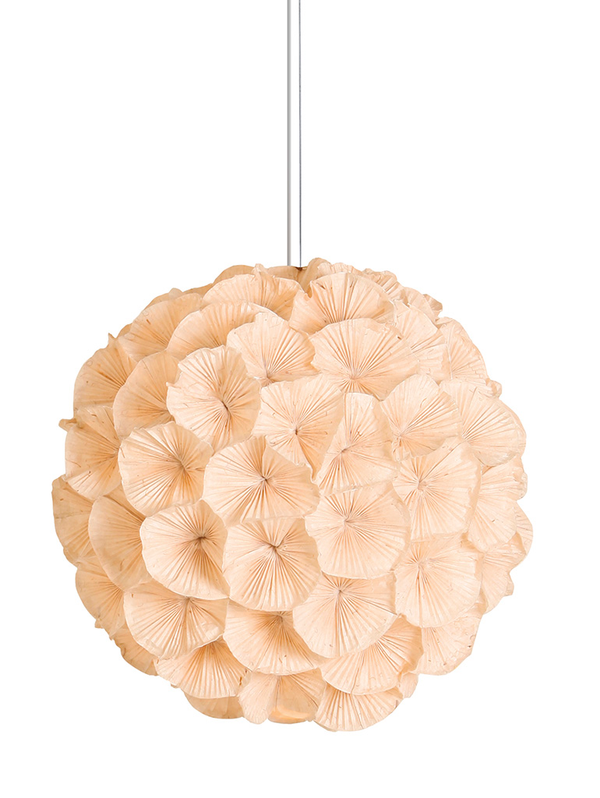POPPY HANGING LAMP, MEDIUM
