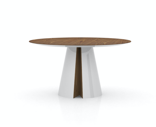 Tottem round dining table