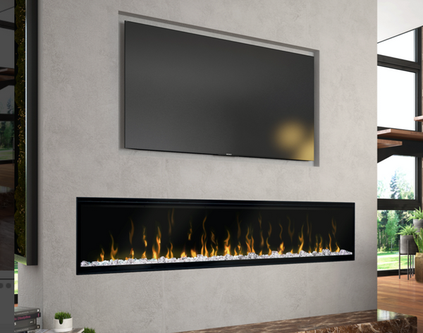 Minimal Electrical fireplace