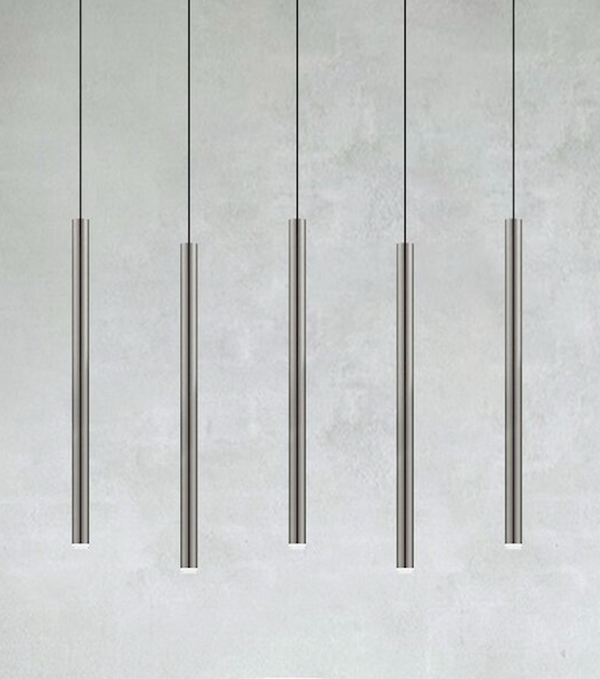 Ben 5 - Light Cylinder Pendant