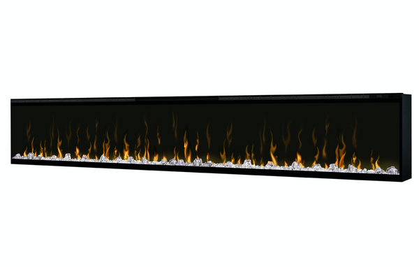 "100"" Linear Electric Fireplace"