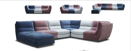 Baily  fabric sectional