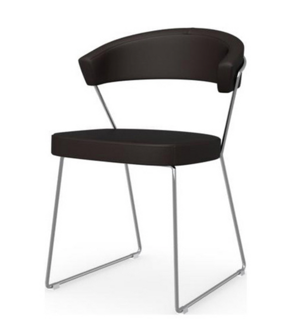 NewYork Dining Chair - Black