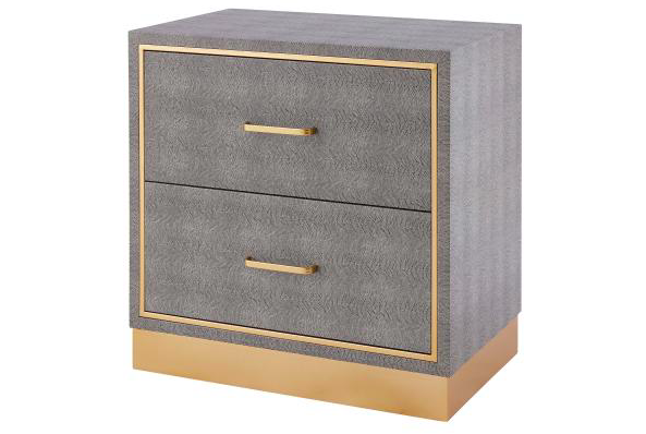 Edinburgh Faux Shagreen