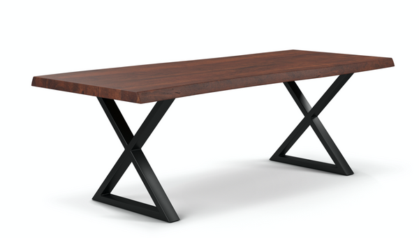 Brooks live edge table