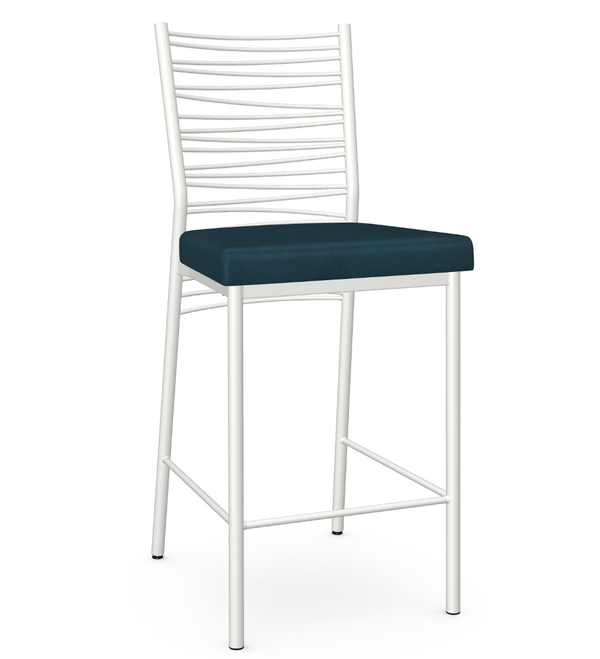 Crescent Non swivel stool